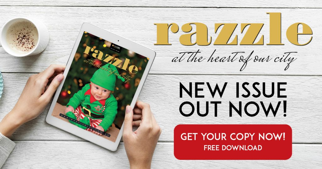 Razzle Magazine - Get You Copy now! at Penrith RSL