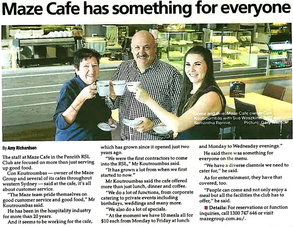 Penrith Gazette 5 Dec 2013 Page 37
