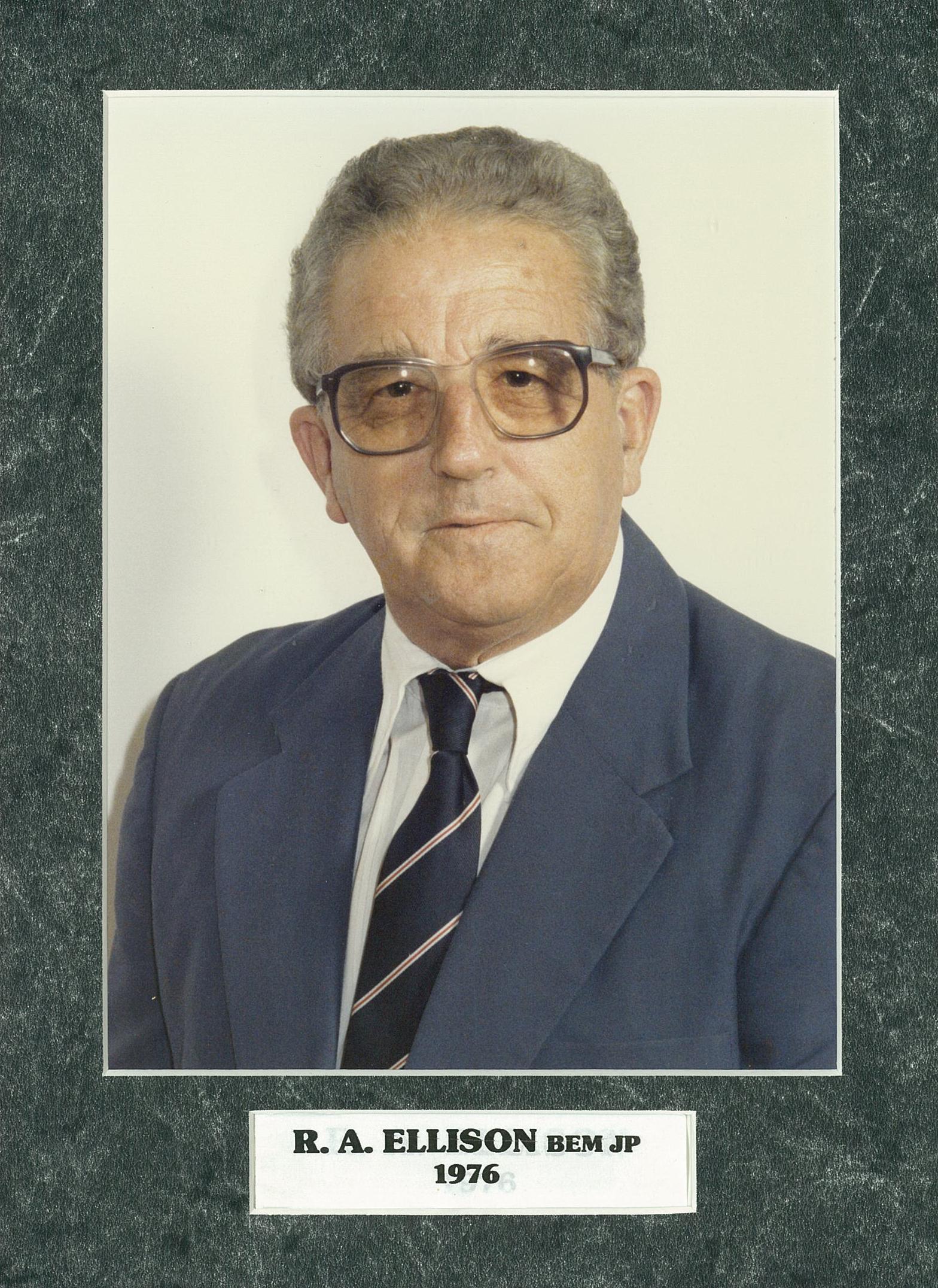 RA Ellison