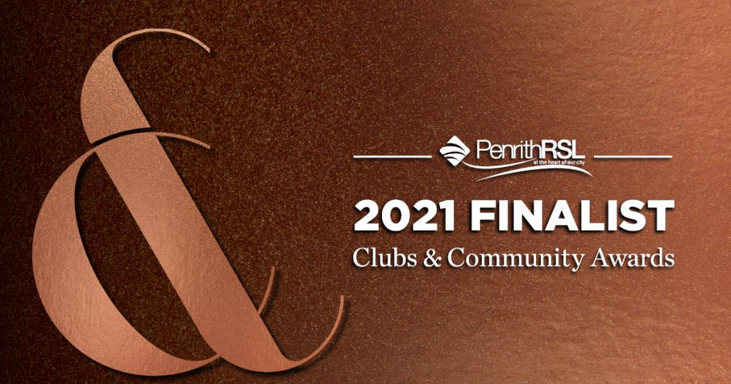 Penrith RSL a Dual Finalist For 2021 Clubs & Community Awards