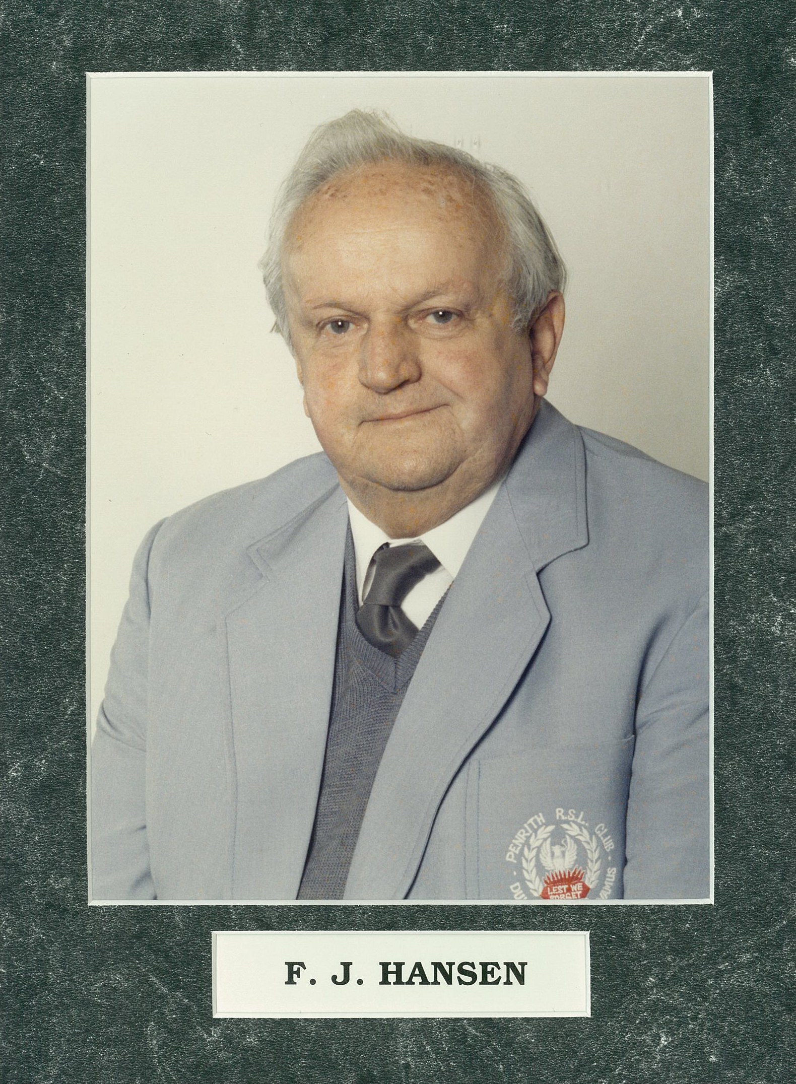 FJ Hansen